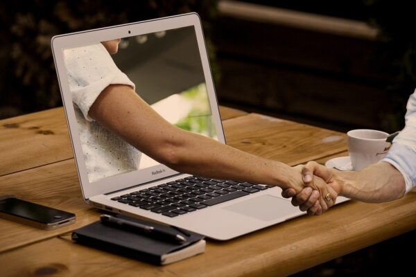 At 'være sammen' virtuelt